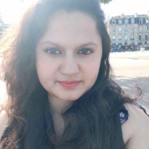 Profile photo of Tanvi SHAIKH
